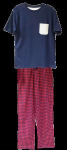 2 MS 0088 100 cotton jersey top & 100 cotton woven pant 9 nov18