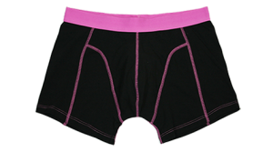 3 MU 0036 Mens 95% cotton 5% eladtane knitted boxer, 160 gsm