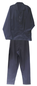 5 MSLP 297 65 polyester 35 cotton woven poplin PJ set 9 nov18