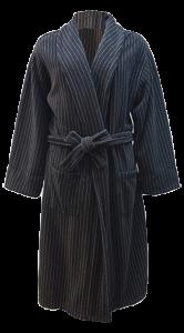 7 MSLP 3084 Men 100% Cotton Robe (Front) oct