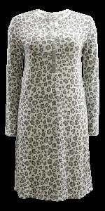 6 LS 0836 - Ladies' Nightdress 62 Polyester 33 Viscose 5 Elastane S Jersey 180gsm
