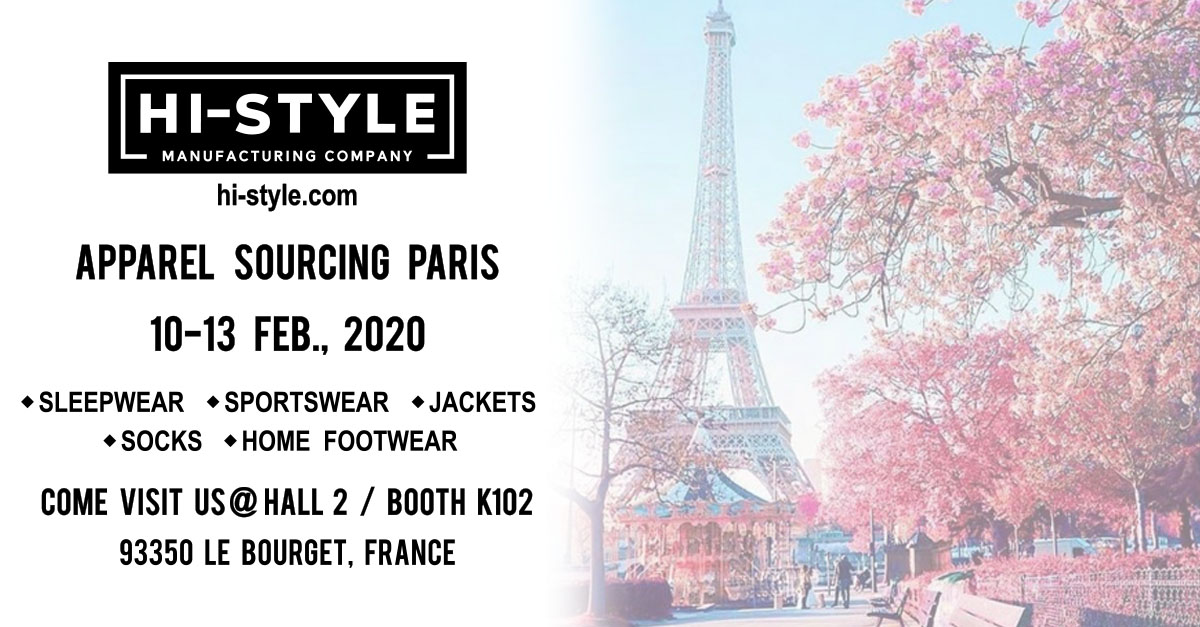 Apparel Sourcing Paris 2020